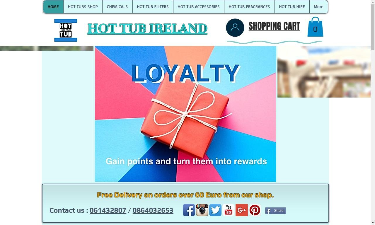 Hot tub ireland.ie 1