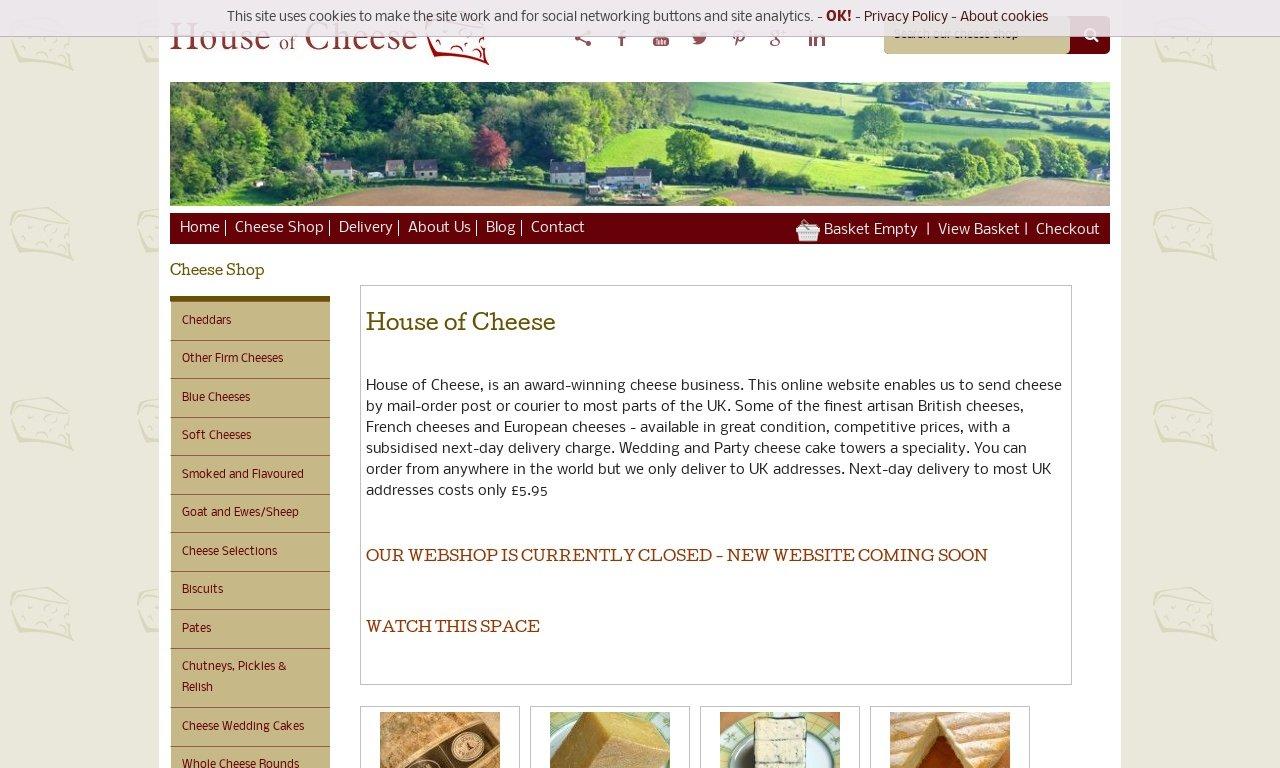 Houseofcheese.co.uk 1