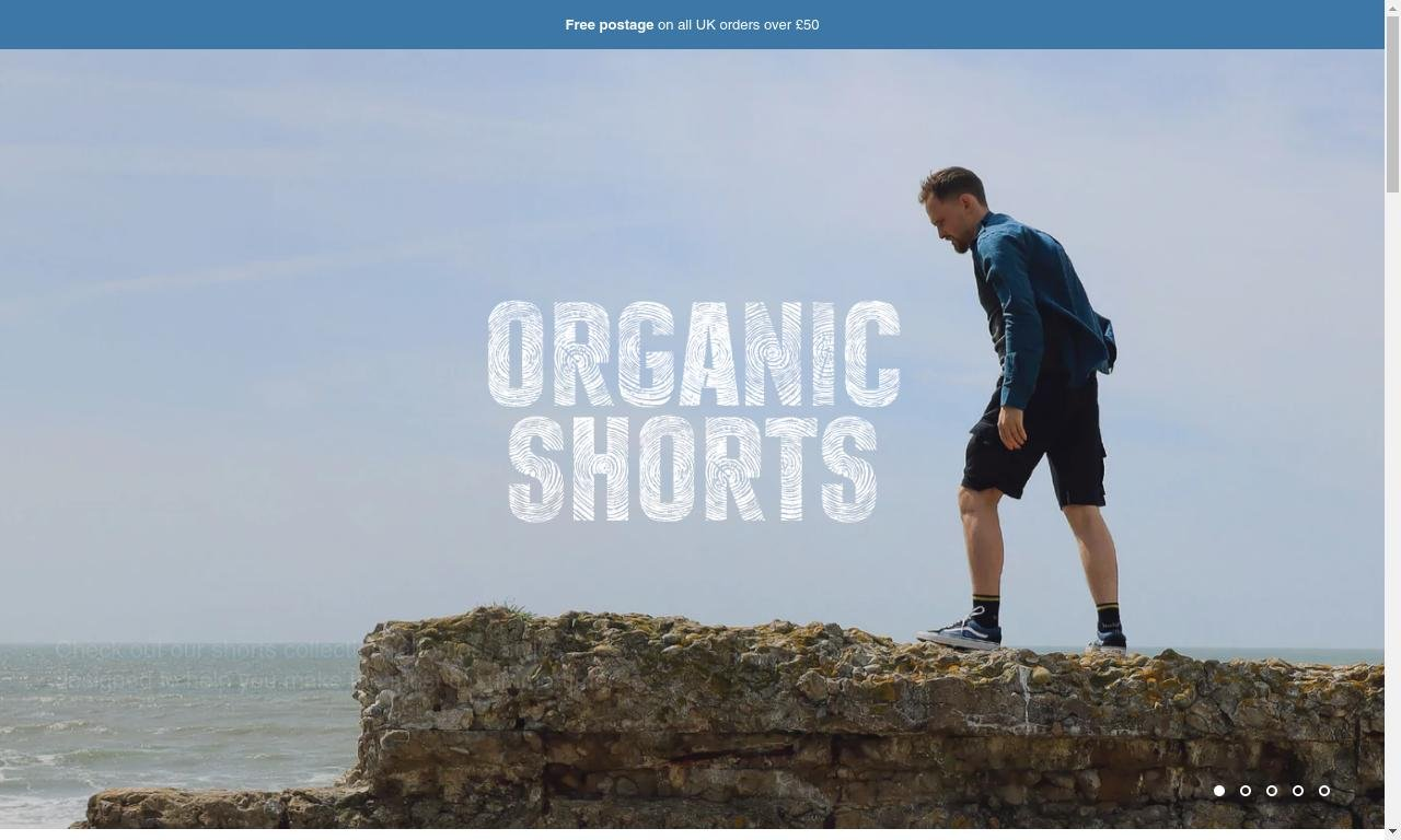 Howies.co.uk 1