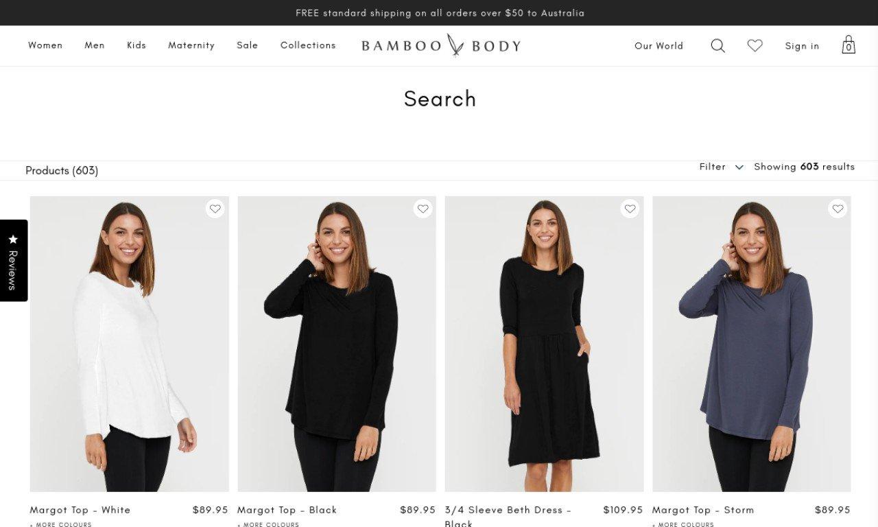 Bamboobody.com.au 1