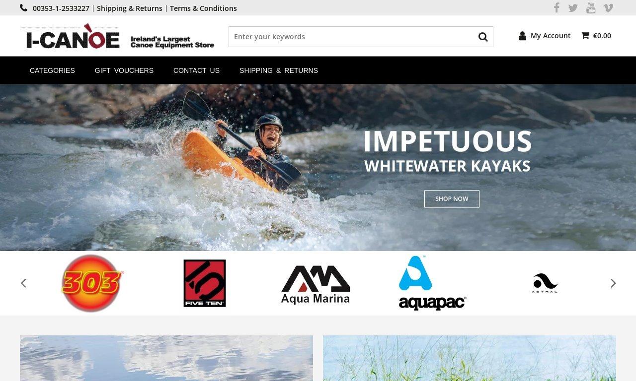 i-canoe.com 1