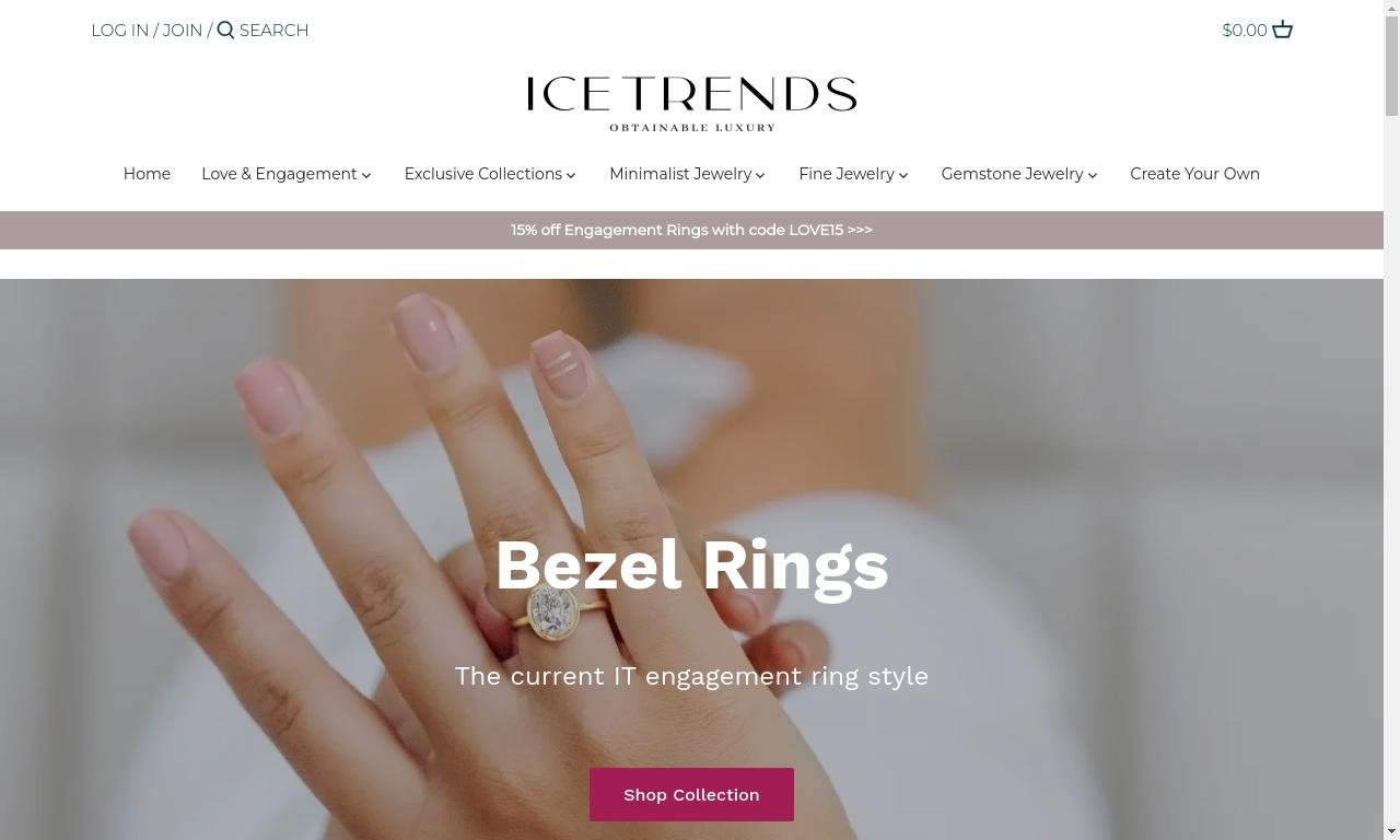 Icetrends.com 1