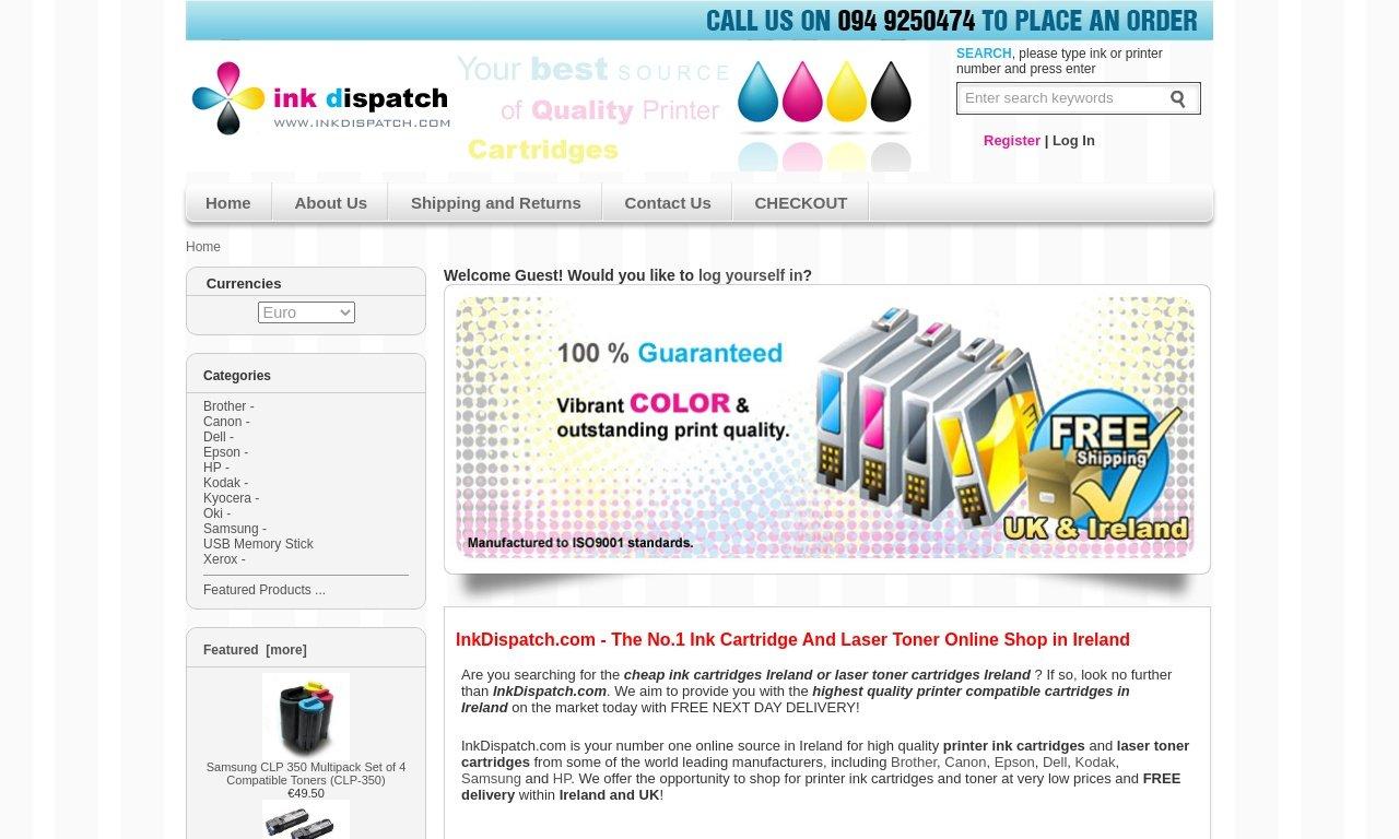 InkDispatch.com 1