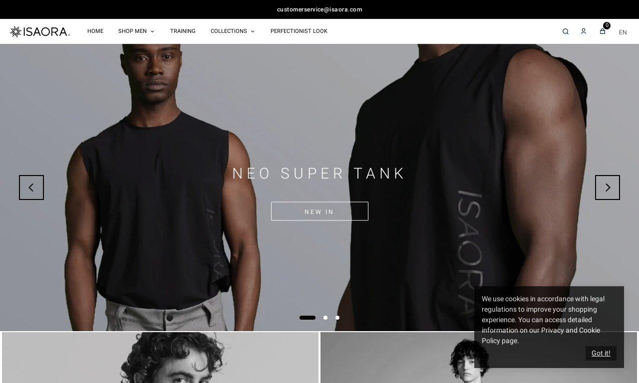 Isaora.com 1