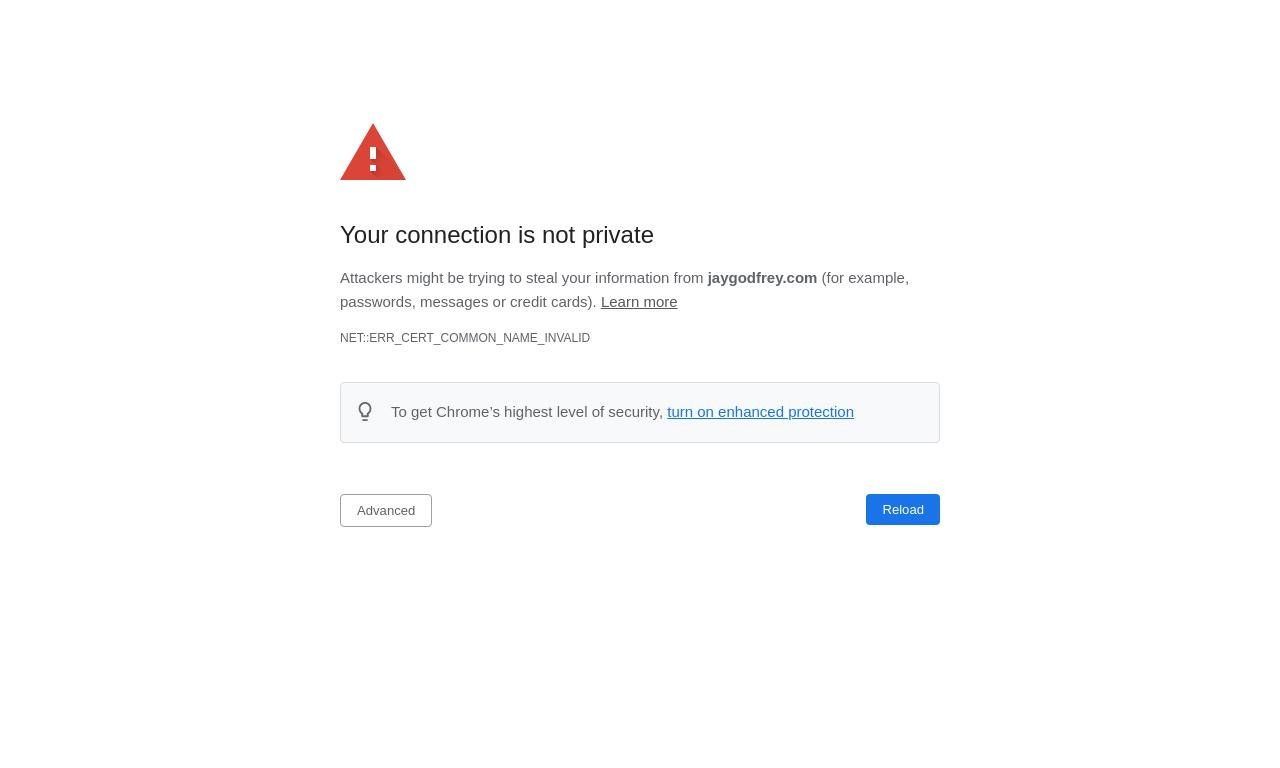 Jaygodfrey.com 1