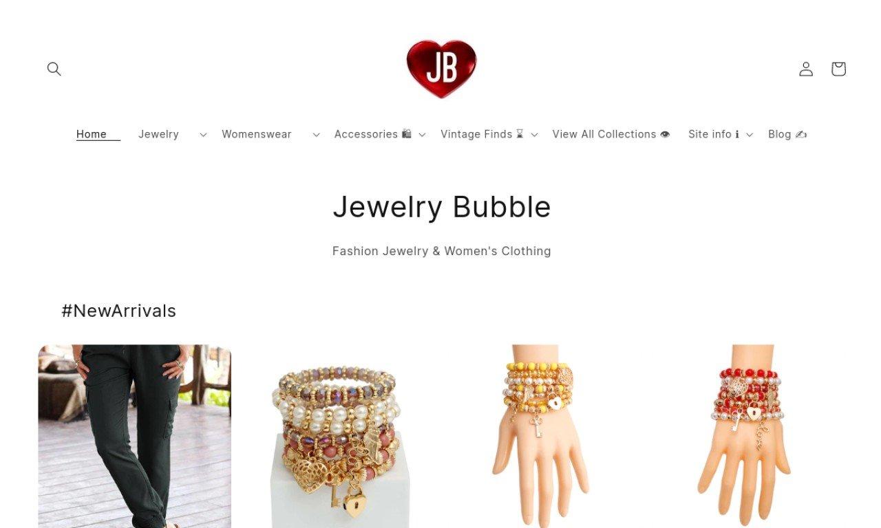 Jewelry bubble.com 1