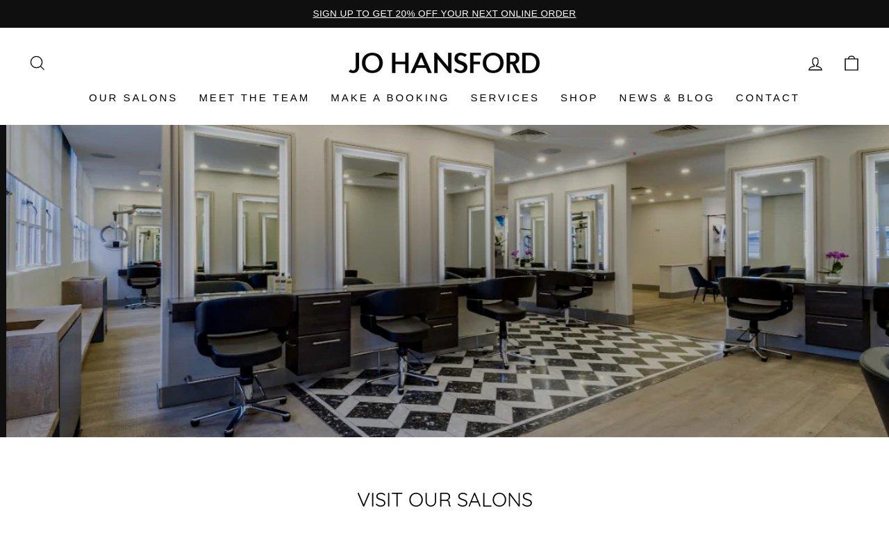 JoHansford.com 1
