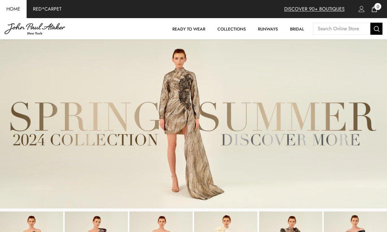 Johnpaulataker.com 1