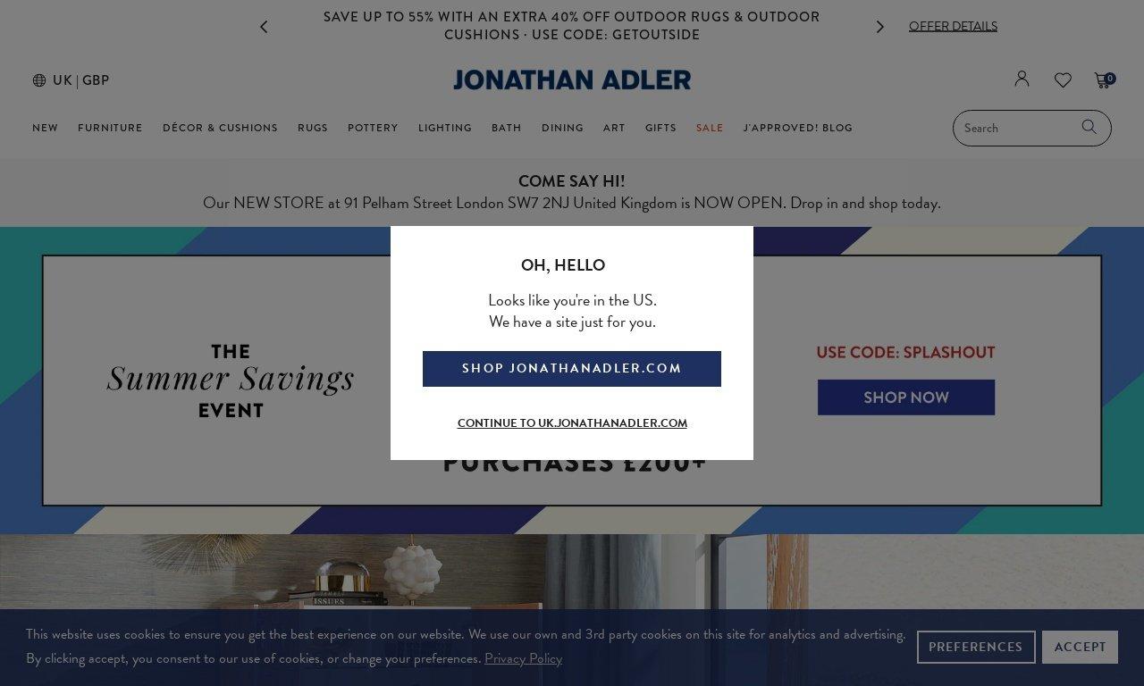 Jonathan adler.com 1
