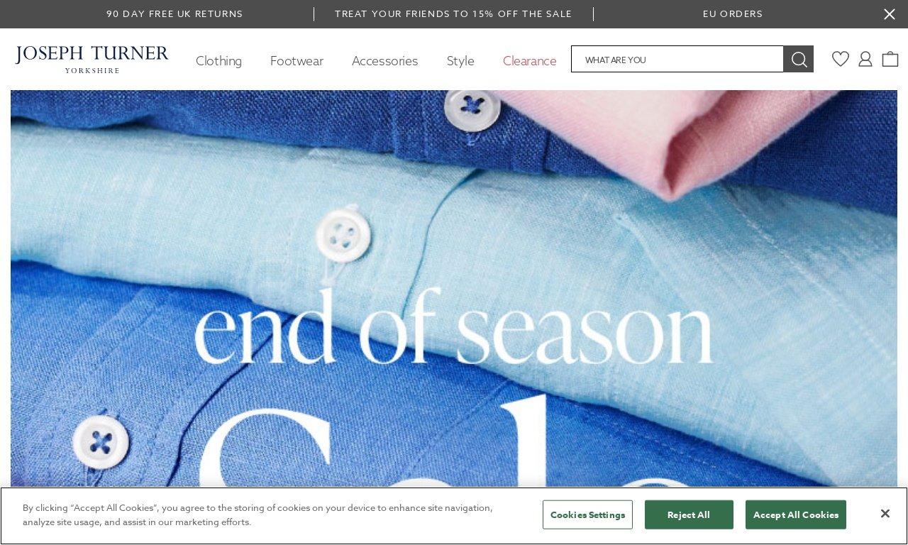 Josephturnershirts.co.uk 1