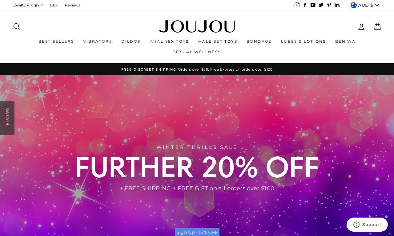 Joujou.com.au 1