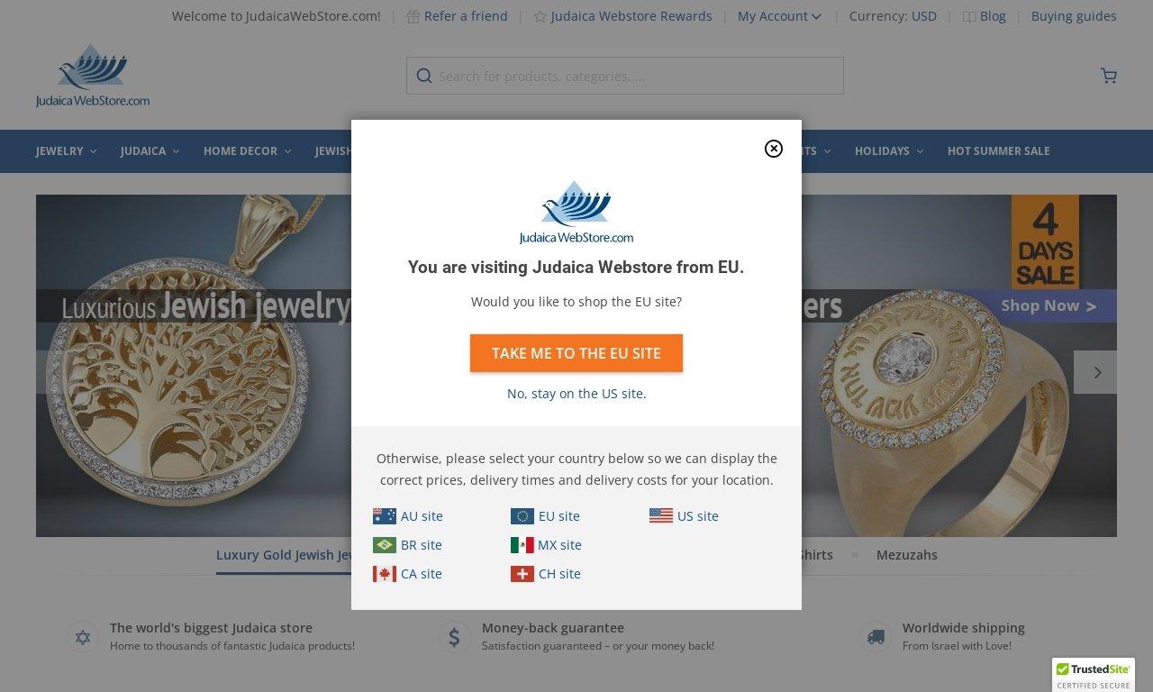 JudaicaWebstore.com 1