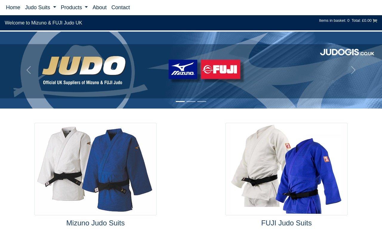 Judogis.co.uk 1