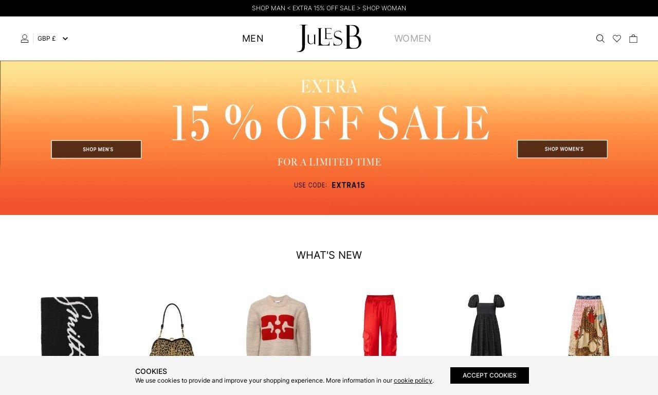 Julesb.com 1