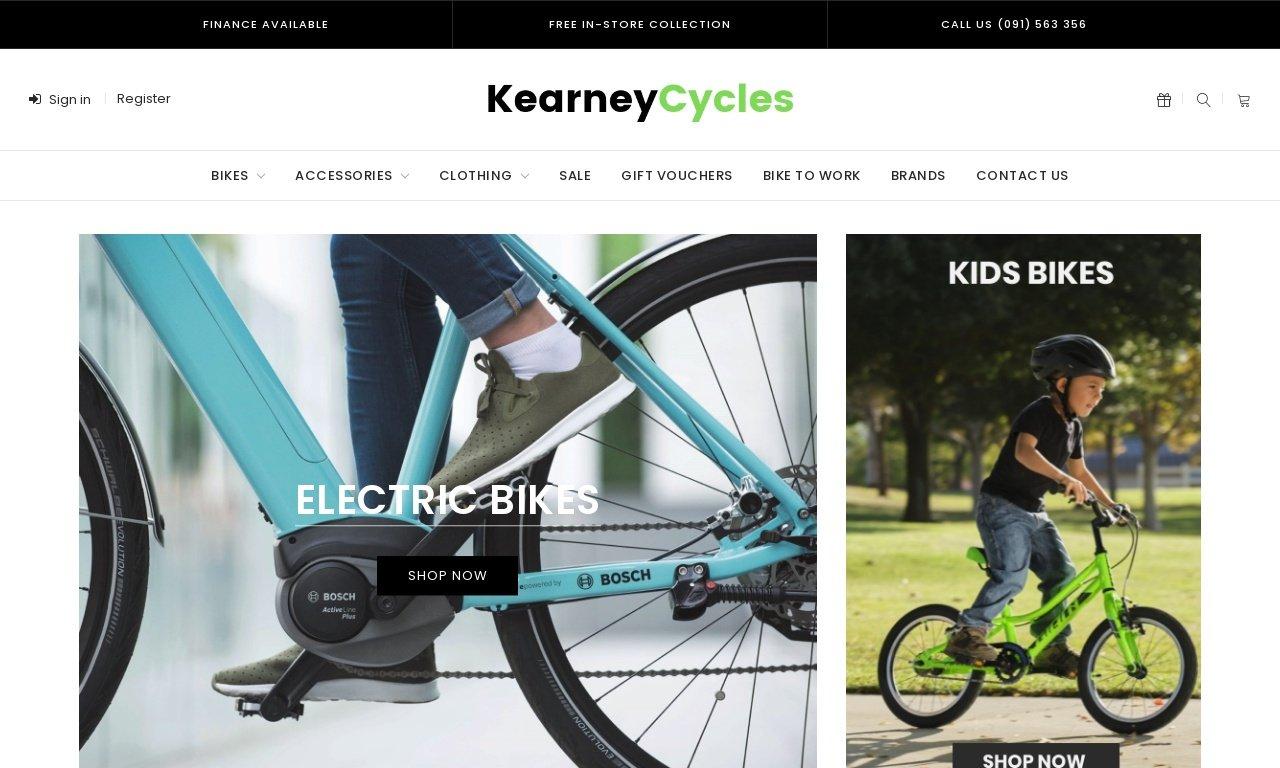 KearneyCycles.com 1