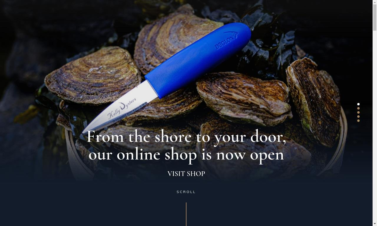 Kelly oysters.com 1