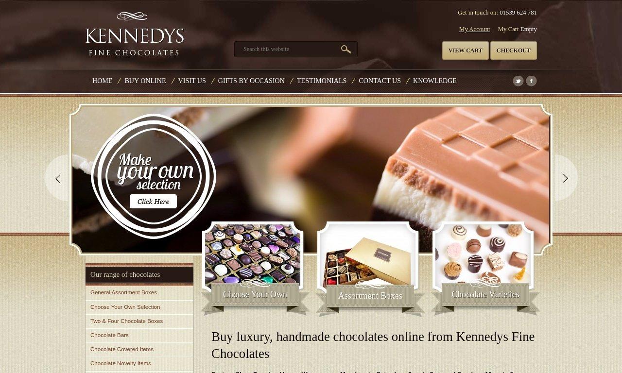 Kennedyschocolates.co.uk 1