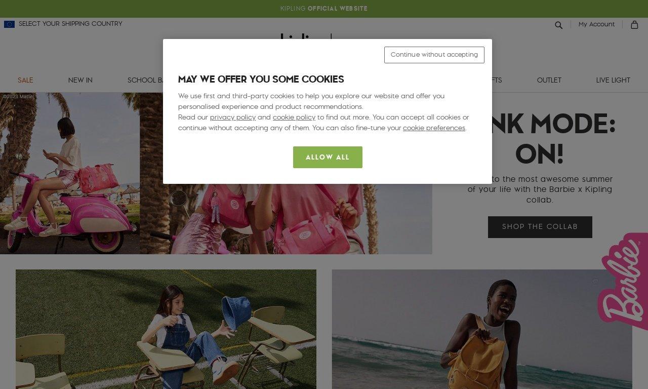 Kipling.com.au 1