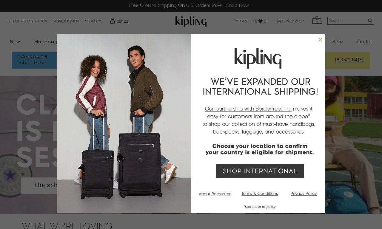 Kipling-usa.com 1