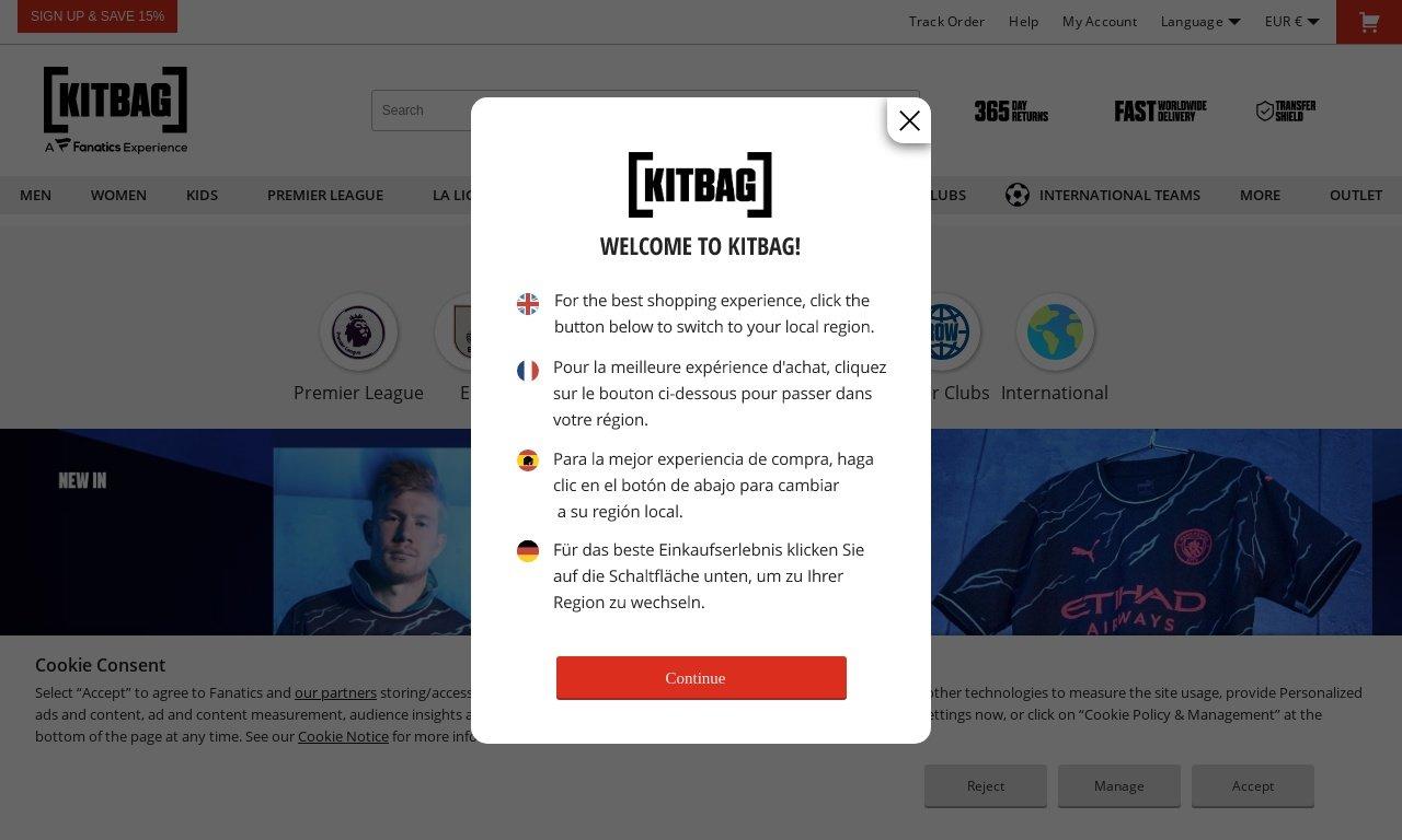 Kitbag.com 1