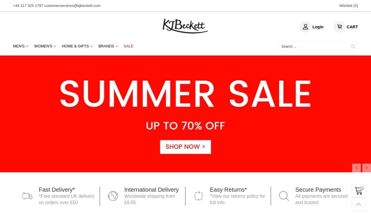 Kjbeckett.com 1