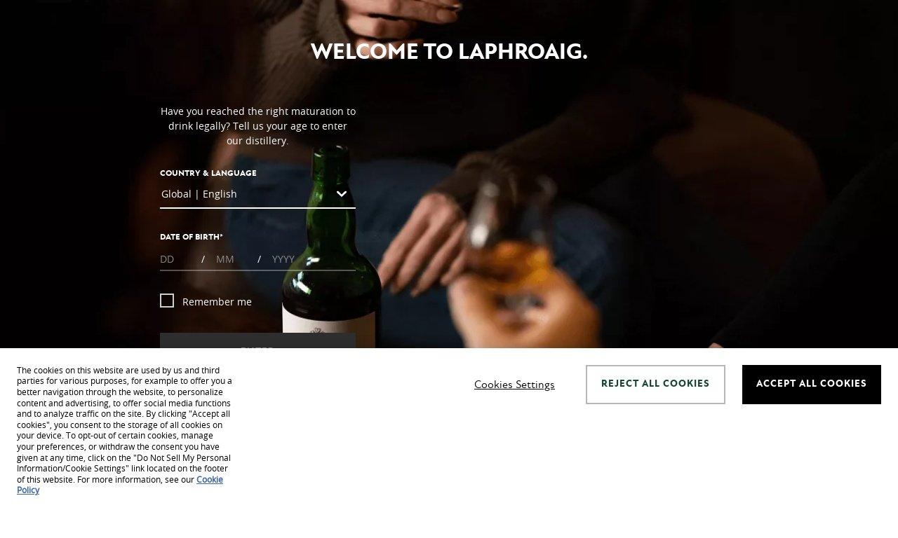 Laphroaig.com 1