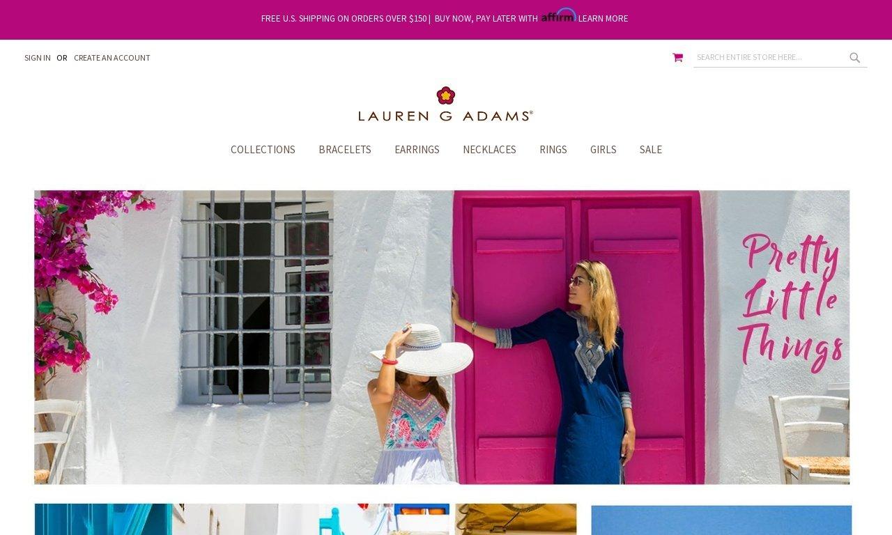 Laurengadams.com 1