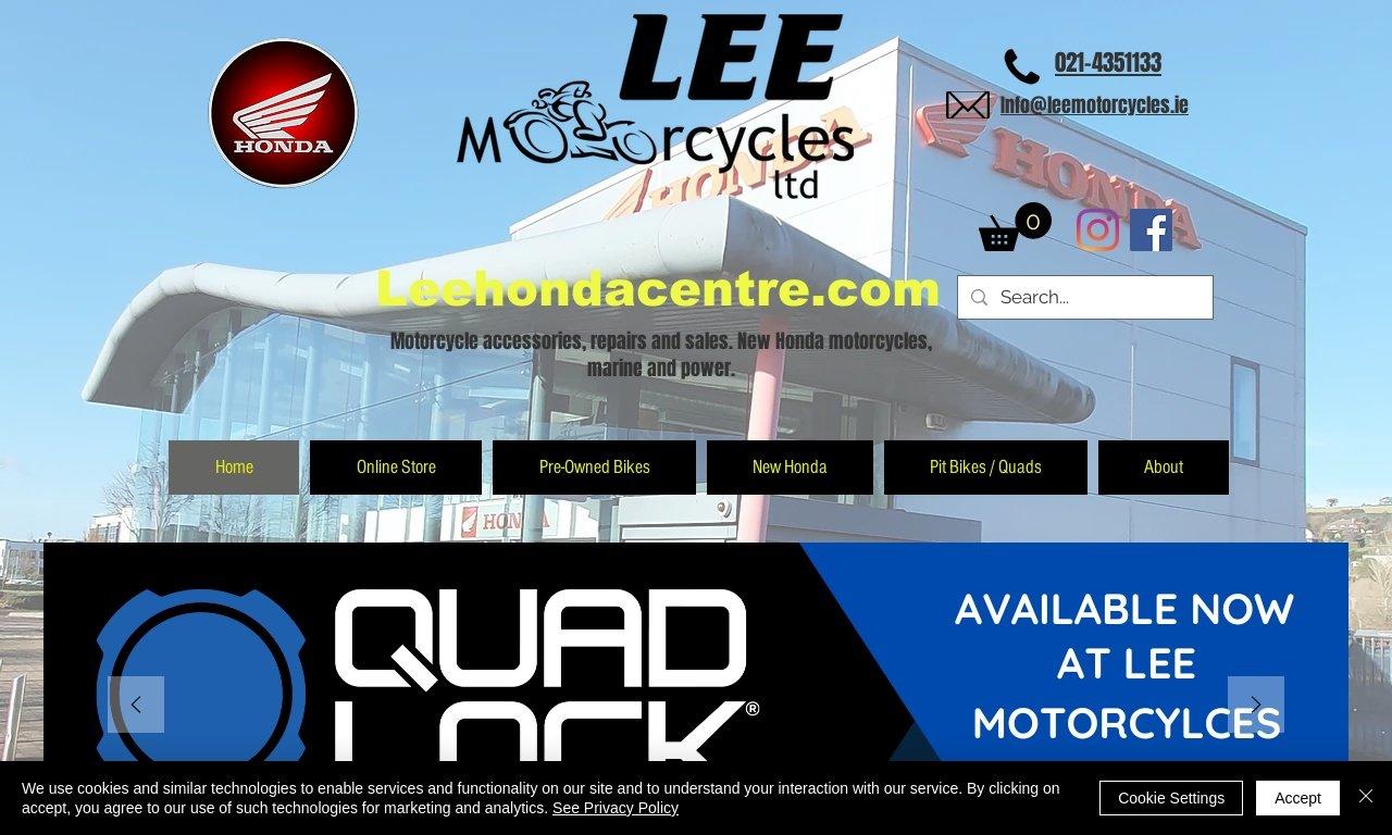 Lee Honda Centre.com 1