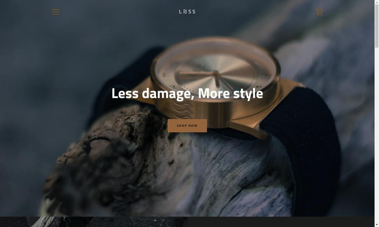 Less watches.com 1