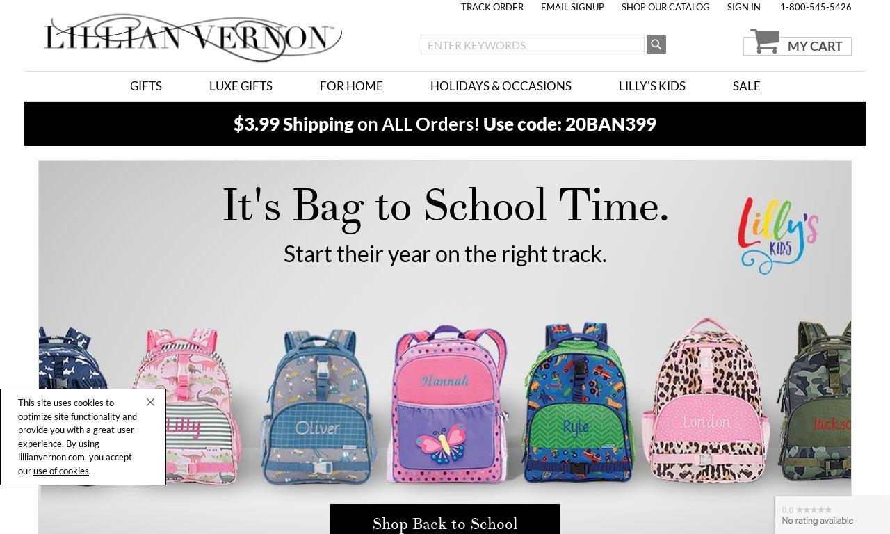 LillianVernon.com 1