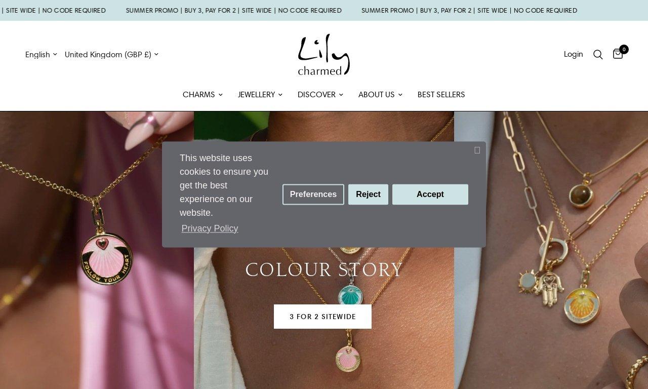 LilyCharmed.com 1