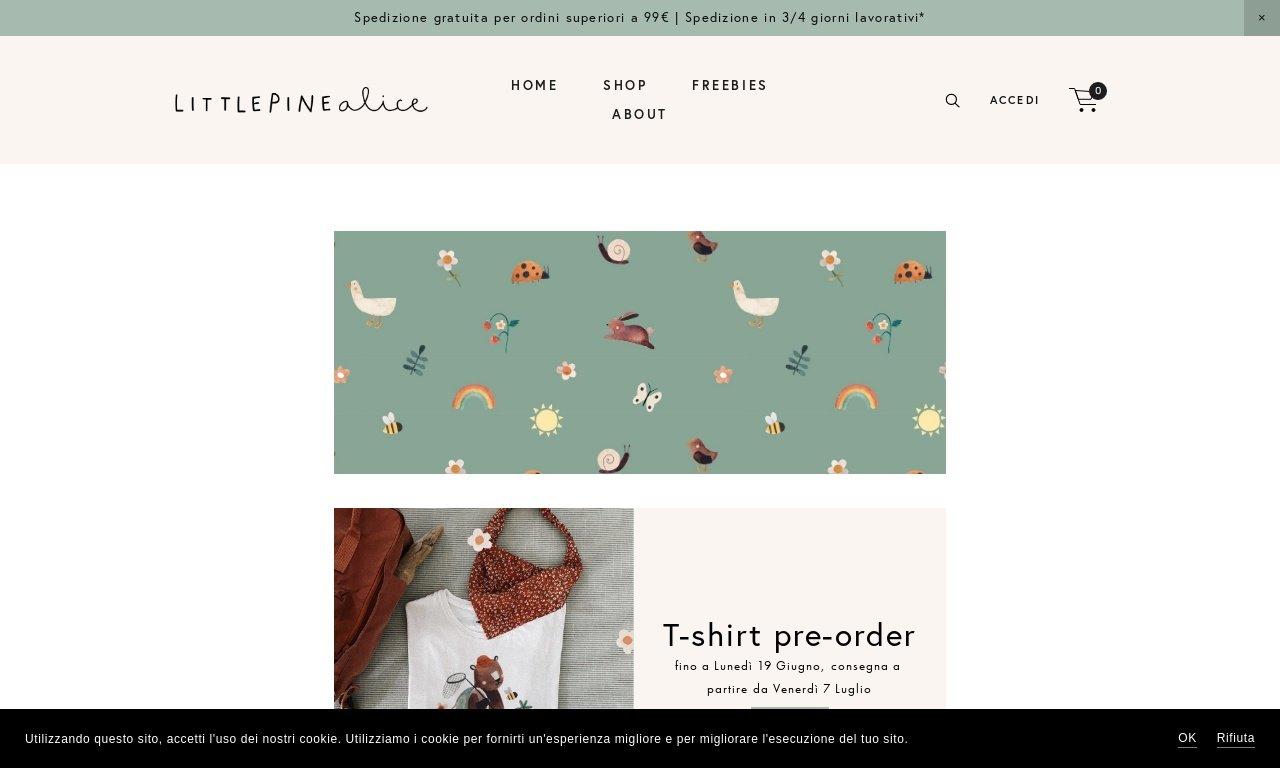 Little pine alice.com 1