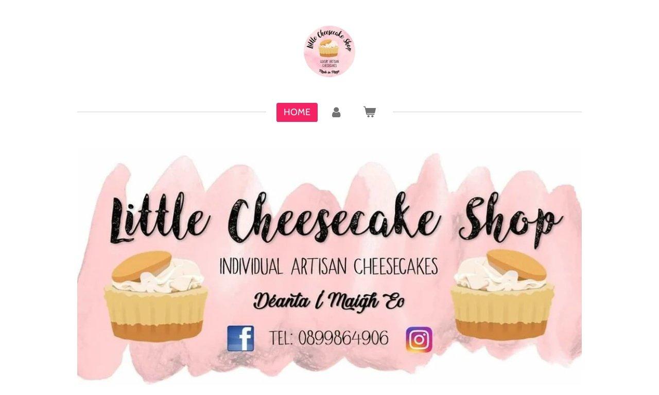 Littlecheesecakeshop.com 1