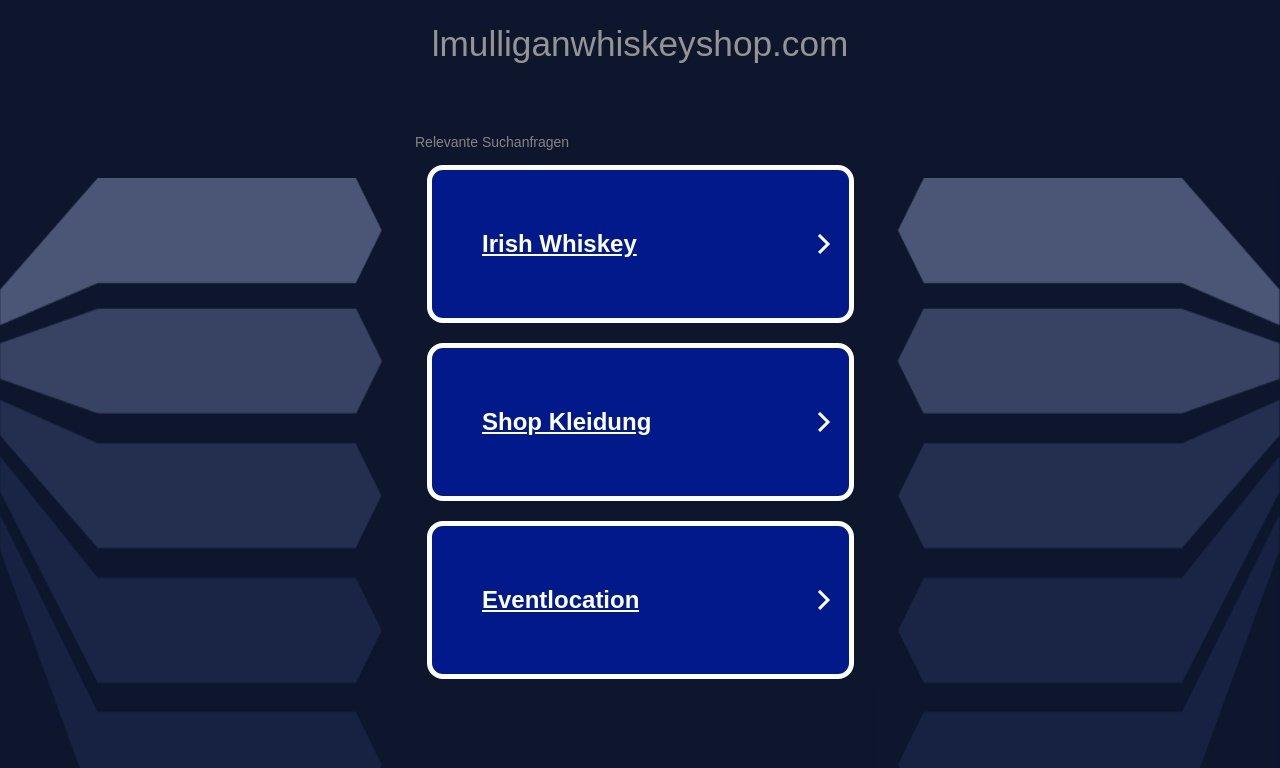 Lmulliganwhiskeyshop.com 1