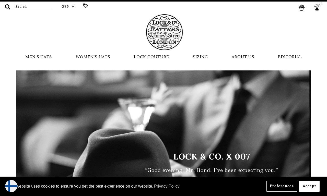 Lock hatters.com 1