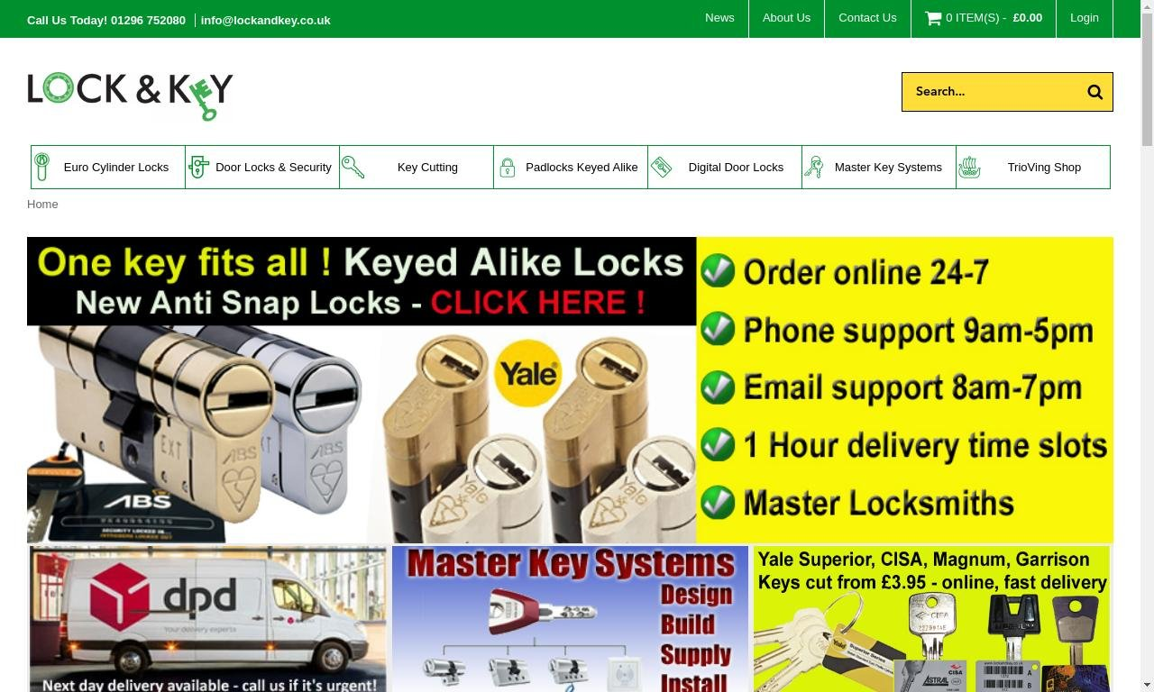 LockandKey.co.uk 1