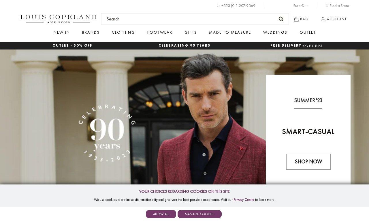 Louis copeland.com 1