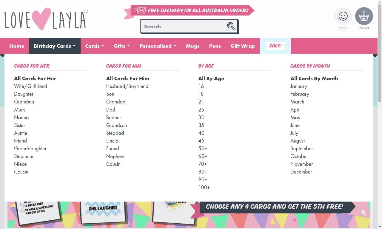Lovelaylaaustralia.com.au 1