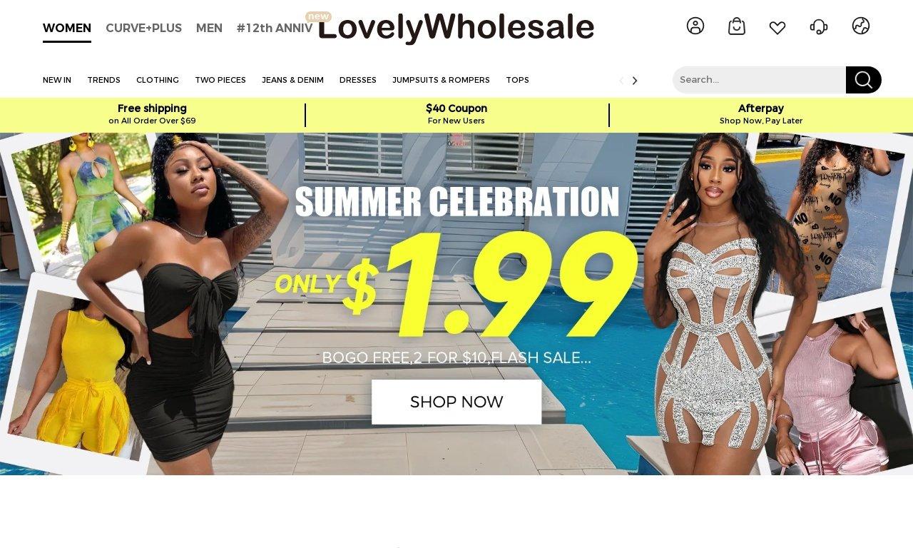 Lovely wholesale.com 1