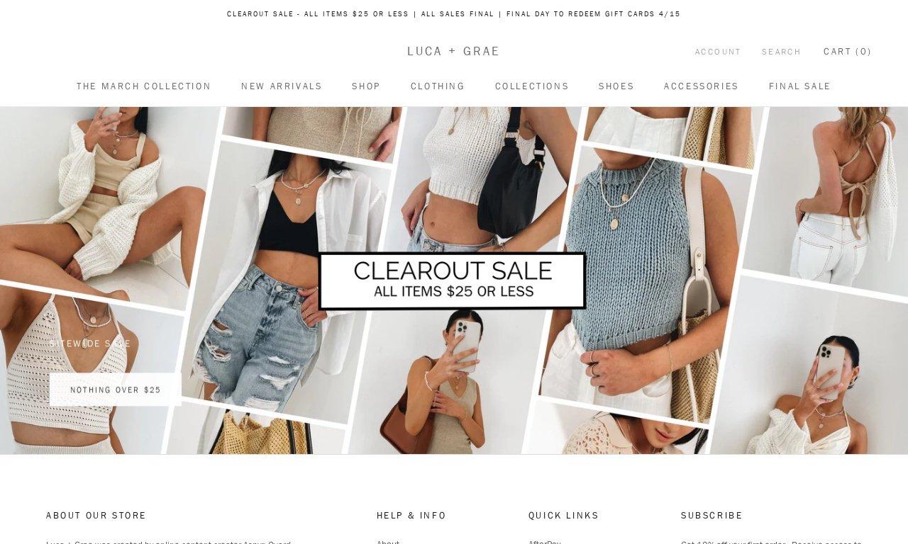 Luca and grae.com 1