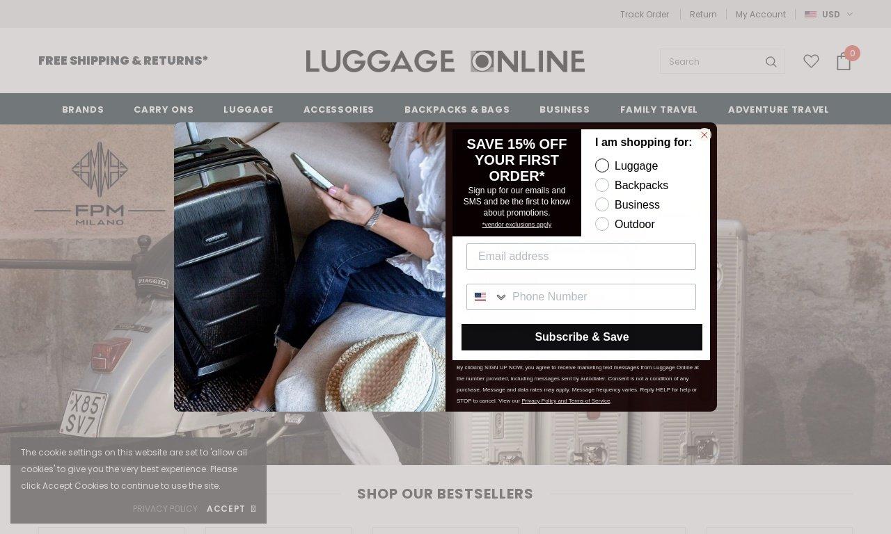 LuggageOnline.com 1