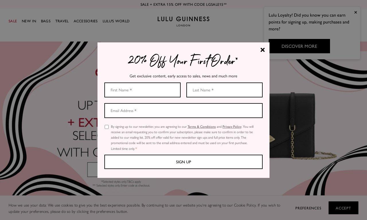 LuluGuinness.com 1