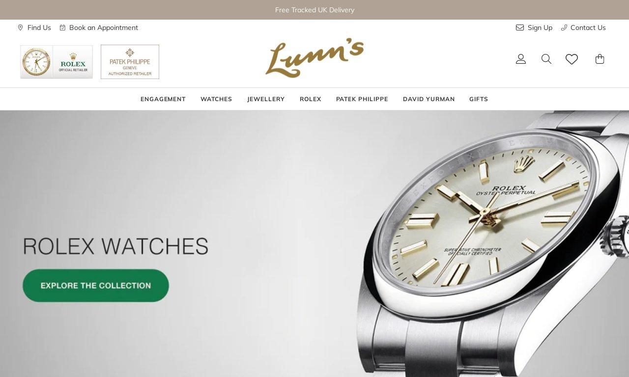 Lunns.com 1