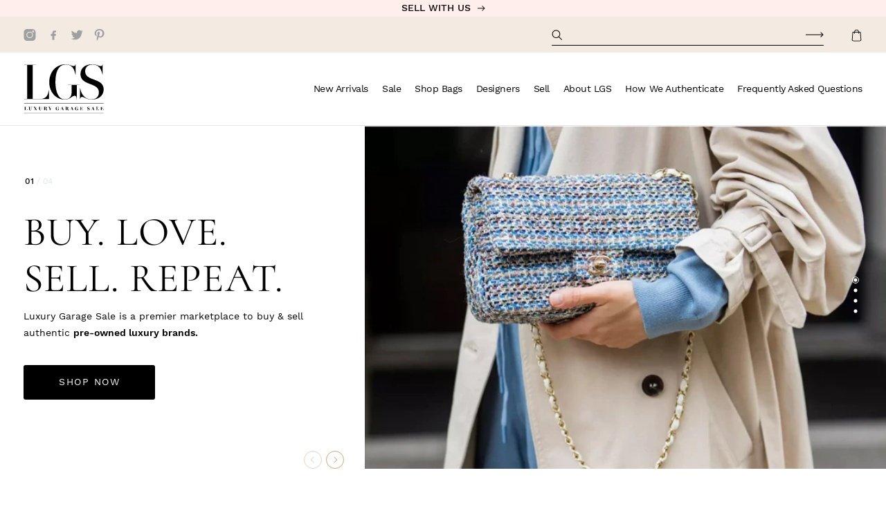 Luxurygaragesale.com 1