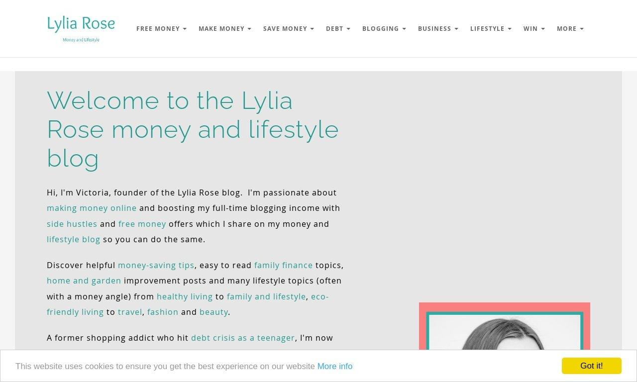 LyliaRose.com 1