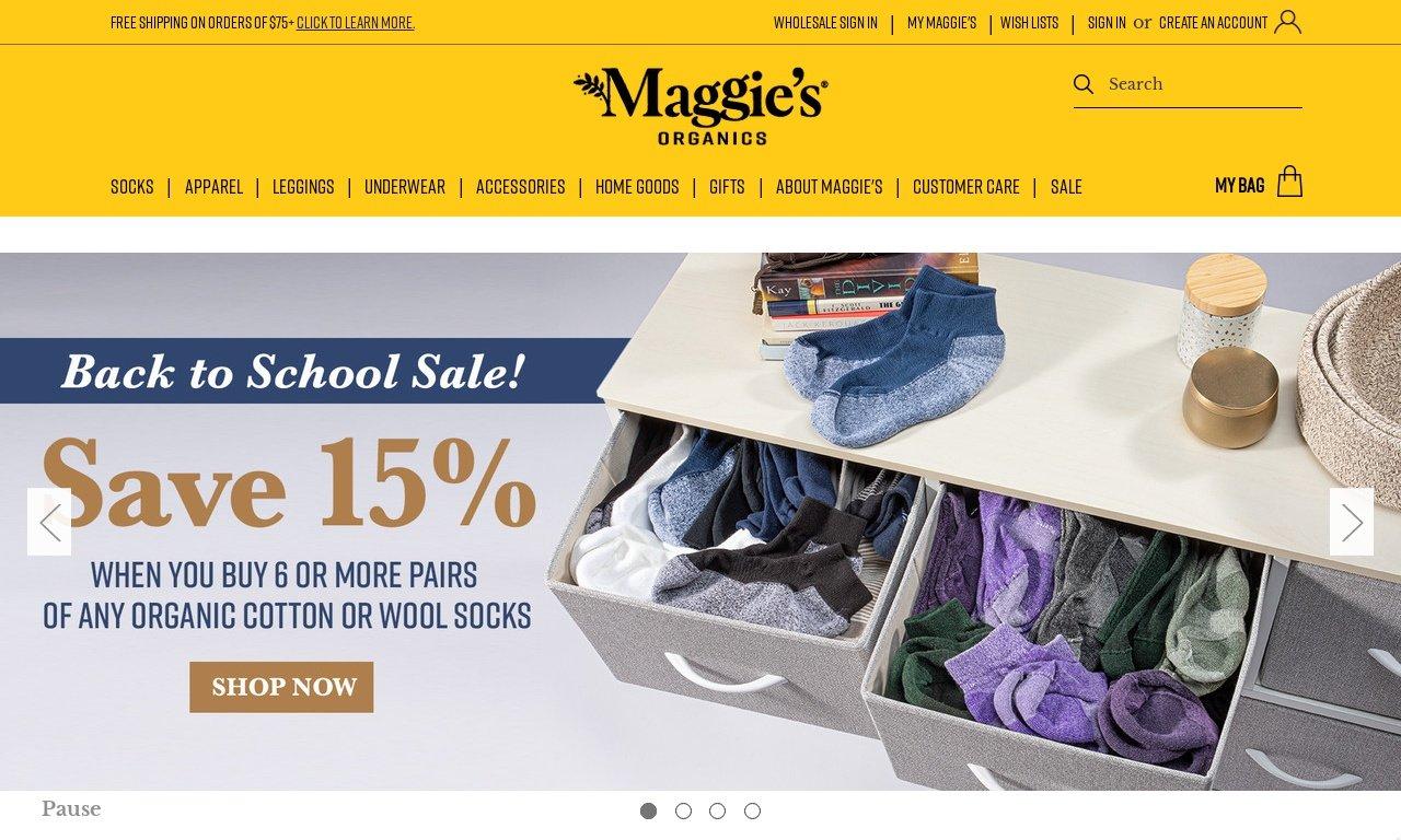 MaggiesOrganics.com 1