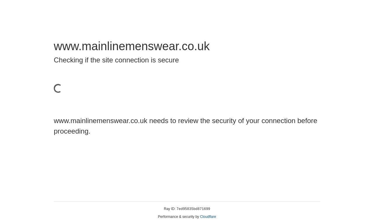 Mainlinemenswear.com 1