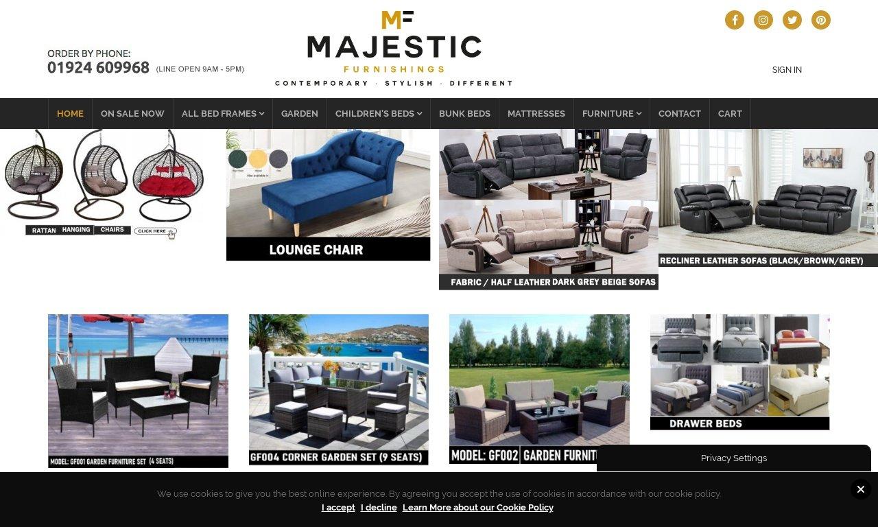 Majestic Furnishings 1