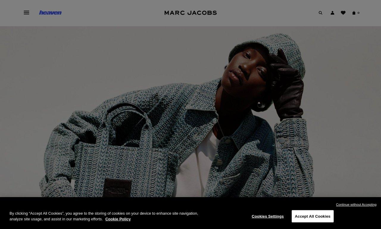 Marc jacobs.com 1