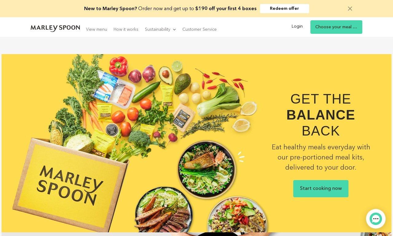 Marleyspoon.com.au 1